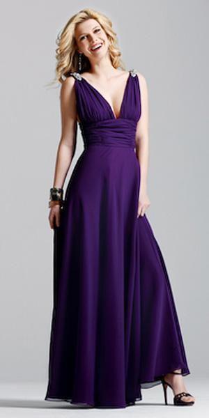 Short Purple Prom Dresses 2013